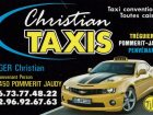 Christian TAXIS