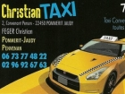 Christian TAXI - FEGER Christian - 2 Convenant Person - 22450 POMMERIT JAUDY - Tél : 02 96 92 67 63 - Mob : 06 73 77 48 22